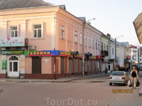 улицы Ивано-Франковска