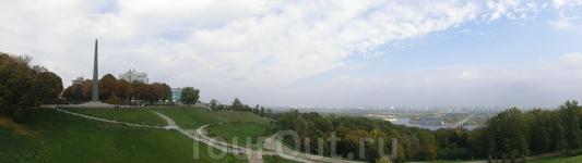 Панорама Парка Славы