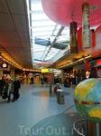 Аэропорт Schiphol