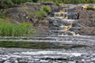 В этот раз мы решили не проезжать мимо Рускеальских водопадов и сделали остановку в этом замечательном месте. (В первой поездке мы это место проезжали ...