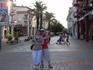 Пешеходный проспект в Кемере