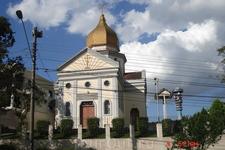 Куритиба. Украинская православная церьковь