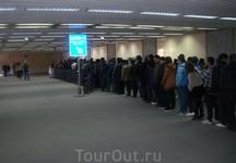 вход на центральную площадь Пекина