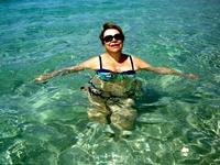 Греция. о.Кефалония. Пляж в Ласси.