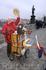 Один день в Праге. Карлов Мост. Старый шарманщик