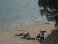Отдых на Южно-Китайском море.