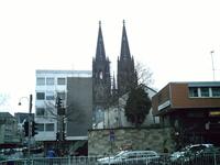 Вид на Кёльнский собор