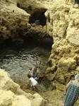 Naturalnie basseini s morscoi vodoi, Carvoeiro