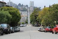 Нелегко подниматься по улицам Сан-Франциско