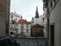 на улицах Лиссабона 16
