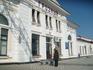 вокзал в г. Грозный