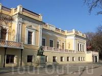 Картинная галерея им. И.К.Айвазовского
