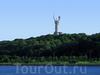 Фотография Монумент Родина-мать в Киеве