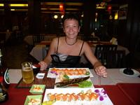 ДР в японском ресторанчике