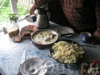 Обед по-карельски