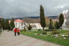 Это историко-краеведческий музей Геленджика.
