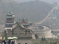 """Мао Цзе Дун говорил: Если ты не побывал на Великой стене - ты не китаец"""". Мы побывали"""