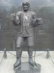 в память о погибших хоккеистах