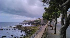 о.Сан-Мигел, город Вила Франка до Кампо. Замечательное местечко, но немного не повезло с погодой...