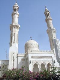 Центральная мечеть Абдульхасана Эльшази