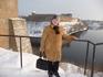 """Нарва - граничащий с Россией эстонский город, который отделен от своего российского """"близнеца"""" - Ивангорода - неширокой рекой Наровой."""