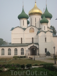 Спасо-Ефимьевский монастырь. Спасо-Преображенский собор. Здесь изначально был захоронен Д.Пожарский.