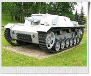 75 мм штурмовое орудие StuG-III Ausf A (Германия).