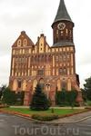 Кёнигсбергский кафедральный собор на острове Канта. Памятник северогерманской готики 14 века