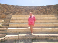 амфитеатр в Саломине