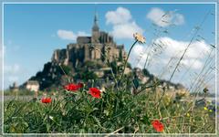 МОН СЕН-МИШЕЛЬ ( Mont Saint-Michel )