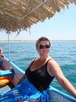 прогулка на моторной лодке