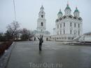 За мной кремль