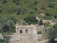 Греческий монастырь (уже не действующий)