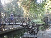 парк Родини - любимое место отдыха жителей острова