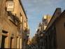 улочка в стенах крепости (кстати, это улочка и приводит к тому самому магазину нереально вкуснячих сладостей, про которые я писала ранее) )))
