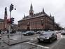 Ратуша находится в самом центре Копенгагена.