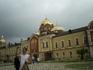Новоафонский монастырский комплекс.