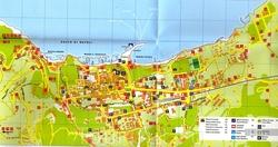 Карта Сорренто