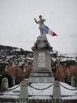 Памятник солдатам Франции, погибшим с 1914-1918