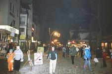 """Центральная пешеходная улица """"КРУПОВКА"""" на ней сосредоточено большинство ресторанов, клубов и магазинов..."""