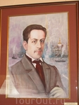 Портрет М.В.Добужинского