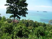Смотровая площадка острова