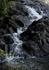 Сейчас от Гирвасского водопада остался тоненький ручеек.