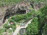 Джермук,ущелье реки Арпа
