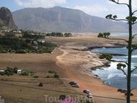 Дикий пляж рядом с Сан Вито Ло Капо