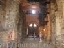 Ворота внутри после реставрации.