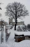 Прогулка по зимнему Раквере.