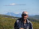 Восточный Саян. Канское белогорье. В 20-км от озера Большое Пезо. отметка 1871 метр над уровнем моря.