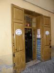 Самый старый винный погребок в г.Малага. Вход со стороны Аламеда Принципаль.