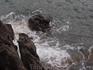 Скалистый берег Опатии